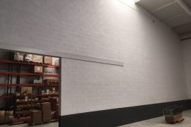 Pintura industrial en pabellones